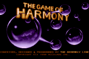 The Game of Harmony 2