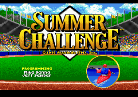 The Games: Summer Challenge 0