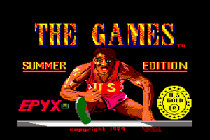 The Games: Summer Edition 0