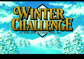 The Games: Winter Challenge 0
