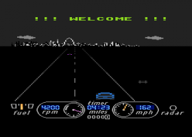 The Great American Cross-Country Road Race abandonware