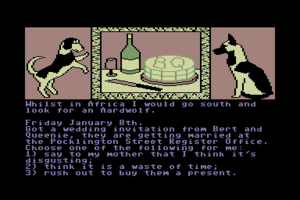 The Growing Pains of Adrian Mole abandonware