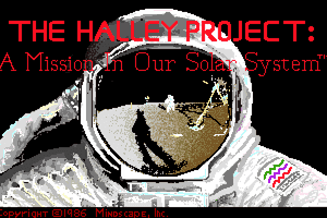 The Halley Project: A Mission In Our Solar System 0
