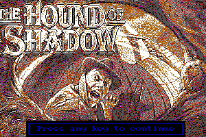 The Hound of Shadow 0