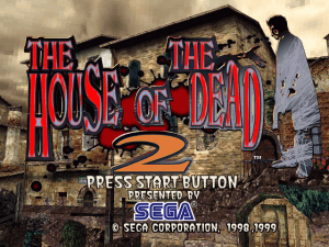The House of the Dead 2 0