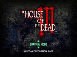 The House of the Dead III 1
