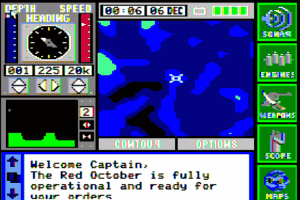 The Hunt for Red October abandonware