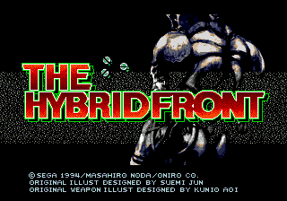 The Hybrid Front 1
