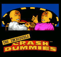 The Incredible Crash Dummies 0
