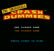 The Incredible Crash Dummies 2