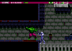 The Incredible Hulk abandonware