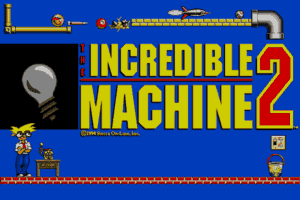 The Incredible Machine 2 0