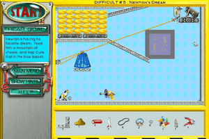 The Incredible Machine: Even More Contraptions 3