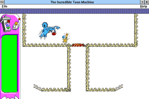 The Incredible Toon Machine 25