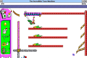 The Incredible Toon Machine 32