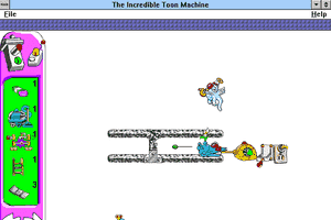 The Incredible Toon Machine 33