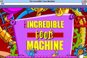 The Incredible Toon Machine 4