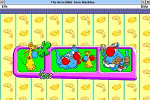 The Incredible Toon Machine 5