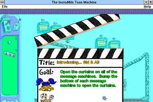 The Incredible Toon Machine 6