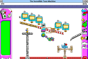 The Incredible Toon Machine 7