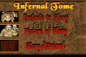The Infernal Tome 5