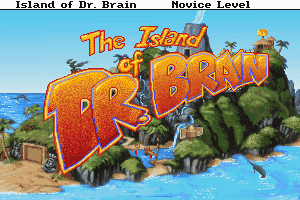 The Island of Dr. Brain 0