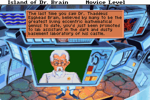 The Island of Dr. Brain 1