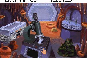 The Island of Dr. Brain 3