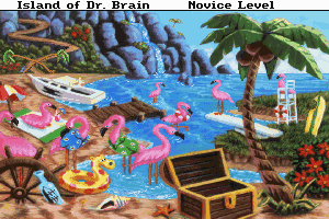 The Island of Dr. Brain 5