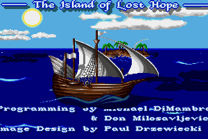 The Island of Lost Hope 0