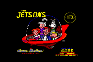 Jetsons: The Computer Game 0