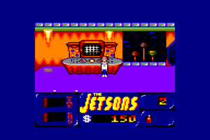 Jetsons: The Computer Game 9