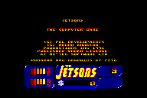 Jetsons: The Computer Game 1