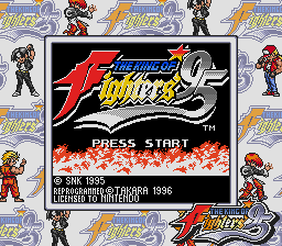 The King of Fighters '95 10