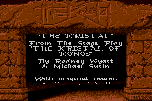The Kristal 1
