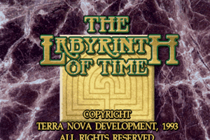 The Labyrinth of Time 0