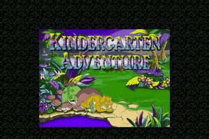 The Land Before Time: Kindergarten Adventure abandonware