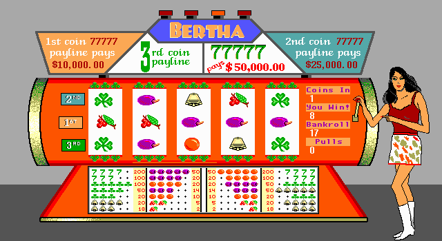 The Las Vegas EGA Casino (Version 2.0) 11