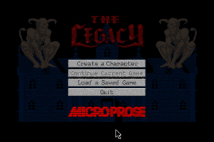 The Legacy: Realm of Terror 5