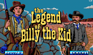 Billy The Kid 0
