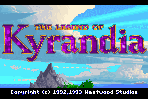 The Legend of Kyrandia 1
