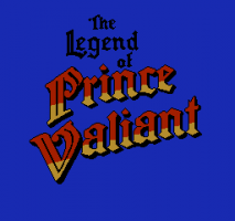 The Legend of Prince Valiant 1