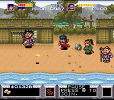 The Legend of the Mystical Ninja 24