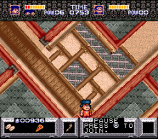 The Legend of the Mystical Ninja 25