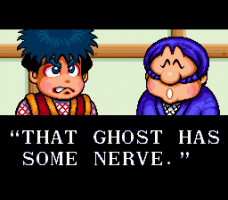 The Legend of the Mystical Ninja 3