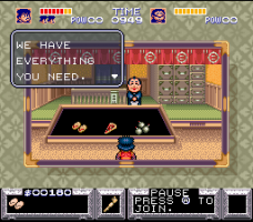 The Legend of the Mystical Ninja 5