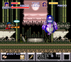 The Legend of the Mystical Ninja 8