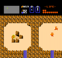 The Legend of Zelda abandonware