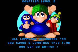 The Lemmings Chronicles 9