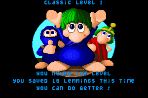 The Lemmings Chronicles 3